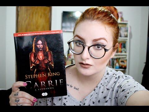 Carrie, A estranha - Stephen King | LIVRO VS FILME
