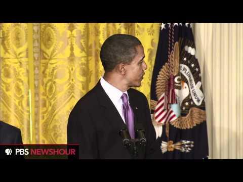 Rahm Emanuel's Goodbye to Obama White House
