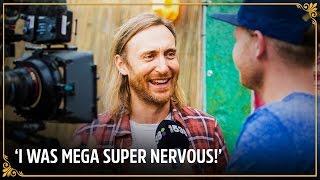 David Guetta over 12 keer Tomorrowland - 538 Tomorrowland 2016