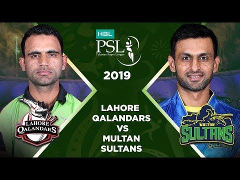 Match 29: Full Match Highlights Lahore Qalandars vs Multan Sultans | HBL PSL 4 | HBL PSL 2019 - Thời lượng: 19 phút.
