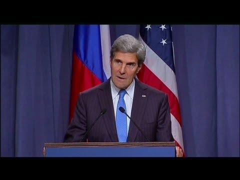 John Kerry: Syria agreement must be timely