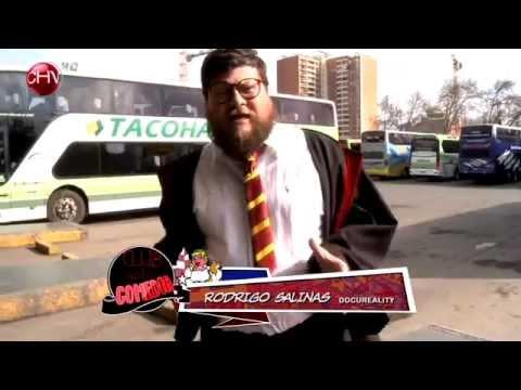 El docureality de Rodrigo Salinas | El Club de la Comedia