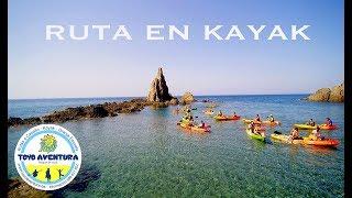 Toyo Aventura - Ruta en Kayak
