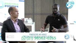 TV Positiva - Marketing Audiovisual - Anderson Nascimento