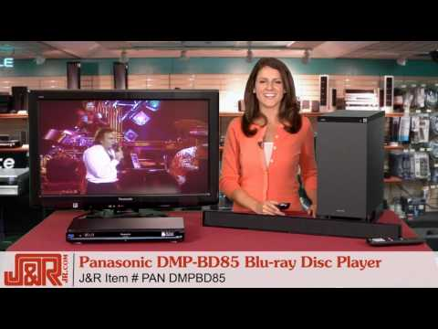 Panasonic DMP-BD85 Blu-ray Disc Player -- Review