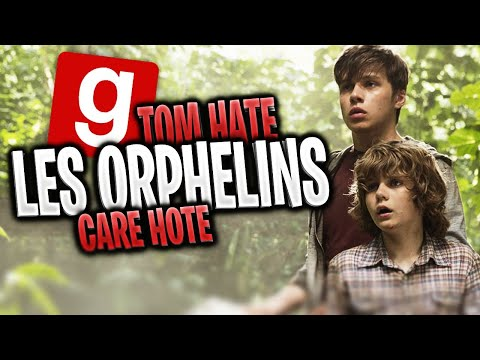 LES ORPHELINS : TOM HATE & CARE HOTE ! - Garry's Mod DarkRP FR (видео)