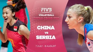 Serbia were looking to bounce back after their shock defeat to Japan, and did so in quick fashion, beating Olympic champions...
