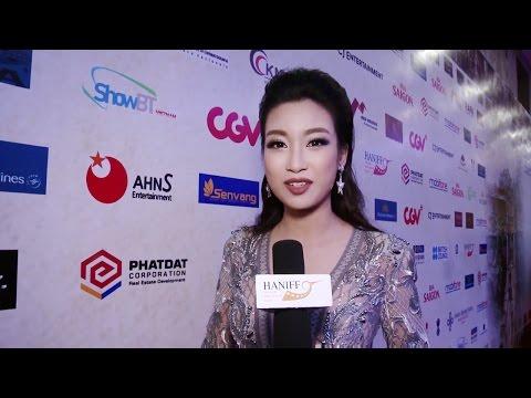 Hoa Hậu Đỗ Mỹ Linh và cơ duyên lần 2 với NTT Kim Cương Liên Hoan Phim Haniff - Bất động sản Phát Đạt