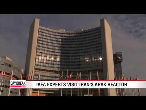 Iran reactor - http://www.arirang.co.kr/News/News_Index.asp Subscribe:http://www.youtube.com/subscription_center?add_user=arirangnews A team of inspectors of the Internatio...