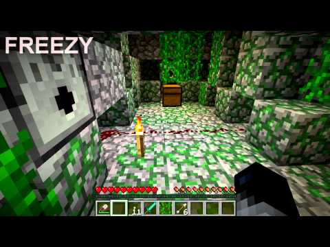 Minecraft 1.3 Update - JUNGLE TEMPLE