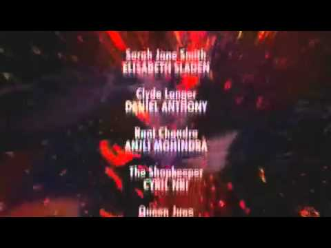 BBC Sarah Jane Adventures Goodbye Sarah Jane Smith Trailer