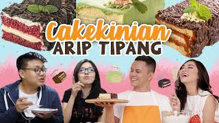 Video Cakekinian Arief Tipang !! Seenak Apa Sih Kue Youtuber ?? MP3, 3GP, MP4, WEBM, AVI, FLV Juli 2018
