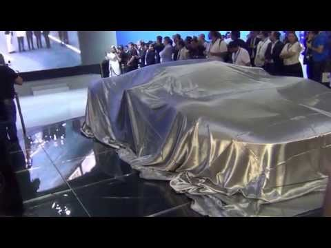 Ford - Dubai International Motor Show 2015