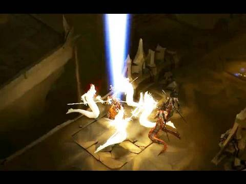 Diablo 3: Monk Full Gameplay Trailer Blizzcon 09 [HQ HD]