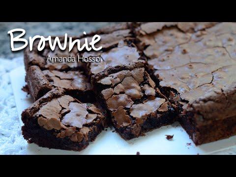 Delicioso Brownie de Chocolate