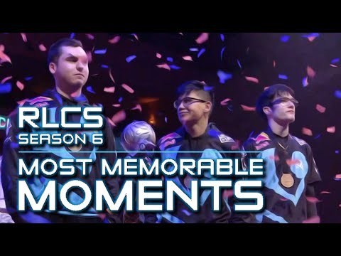 Top 45 Most viewed RLCS Season 6 Clips
