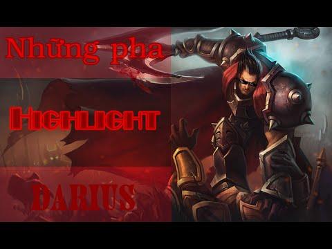 Những pha highlight của Darius