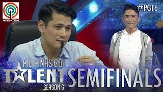 Video Pilipinas Got Talent 2018 Semifinals: Antonio Bathan Jr. - Spoken Word Poetry MP3, 3GP, MP4, WEBM, AVI, FLV April 2018