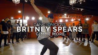 Video Britney Spears - Gimme More | Karon Lynn Choreography | DanceOn Class MP3, 3GP, MP4, WEBM, AVI, FLV Januari 2018
