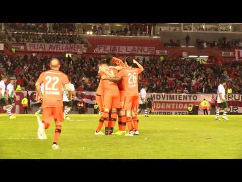 Gol de Alario vs. Banfield