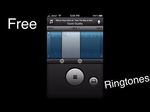 How to add ringtones without iTunes