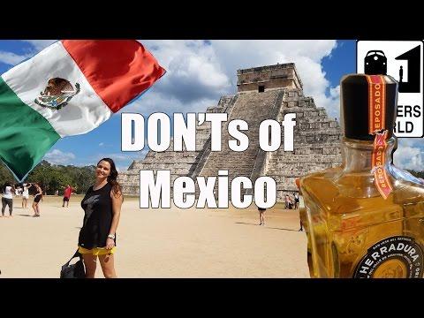 CUIDADO when visiting Mexico