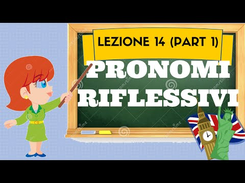 Inglese di base: i verbi riflessivi