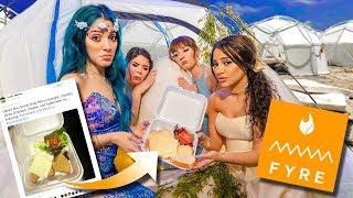 DIY Fyre Festival Prom by Niki and Gabi