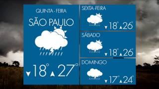 Confira a previsão do tempo completa da Somar Meteorologia para os próximos dias na sua região. Produção Somar Vídeo. Acesse nossas redes sociais: Instagram:...