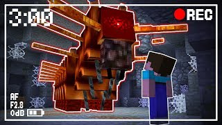 Do NOT Fight This MINECRAFT MOB At 3:00 AM! (SCARY, WARNING)
