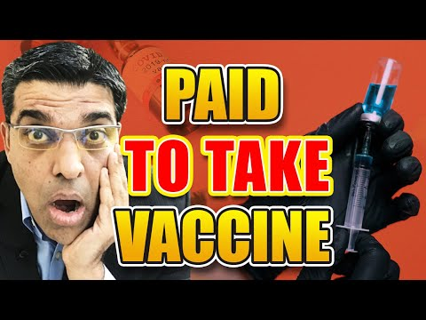 Should You BE PAID to Take a VACCINE (What You MUST KNOW - Part 1)
