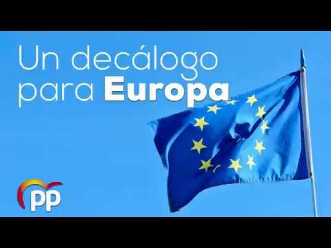 Más España en Europa y más Europa en España