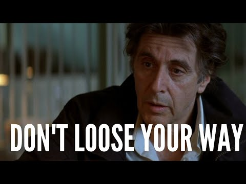 Don't Loose Your Way | Insomnia 2002 | Al Pacino,Robin Williams,Hilary Swank Movie.