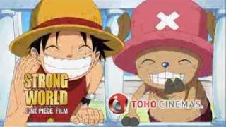 Nonton One Piece Movie 10   Strong World   Toho Special Promo Teaser Film Subtitle Indonesia Streaming Movie Download