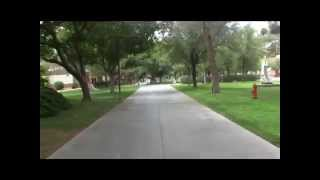 College of Sciences - Campus Running Tour