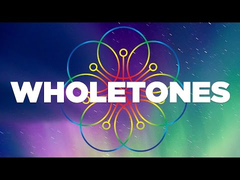 Wholetones Healing Frequency Music 396Hz, 417Hz, 444Hz, 528Hz, 639Hz, 741Hz & 852Hz samples