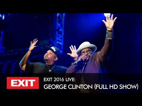 EXIT 2016 | George Clinton Live FULL Concert HD Show
