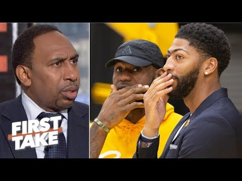 Video: The Lakers' biggest issue is the Clippers – Stephen A. | First Take