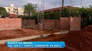 Associação do Câncer de Assis arrecada tijolos para construir nova sede