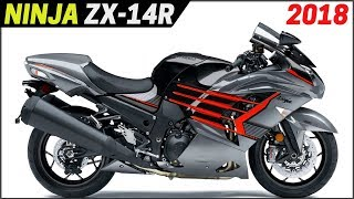 5. NEW 2018 Kawasaki Ninja ZX-14R ABS SE - Comes With High Performance And New Color Schemes