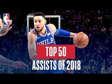 Video: NBA's Top 50 Assists Of 2018