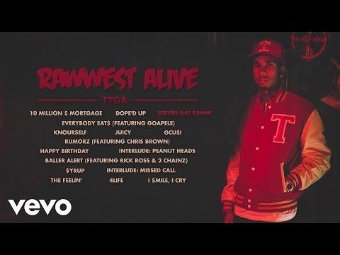Tyga - $ervin Dat Raww (Audio)