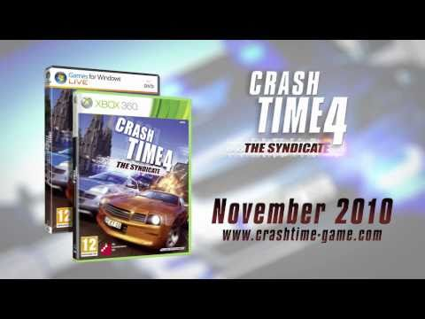 Crash Time 4 : The Syndicate : Bande-annonce