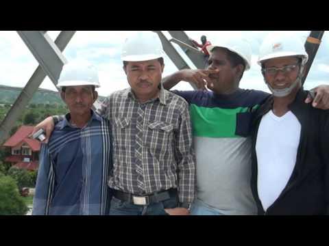 Dok. Humas Untad, Pembangunan Gedung AUDITORIUM Untad Tahap Pertama Tahun 2015.mpg