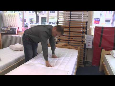 Boxspringbetten test stiftung warentest