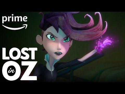 Lost in Oz Season 1, Part 2 - Clip: Magic Within | Prime Video Kids