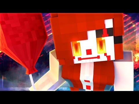 "ITFUNNEH Trailer (2017) - ""IT"" Parody Minecraft Edition"