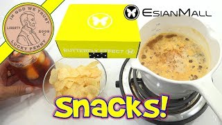 Item provided by Esian Mall Monthly August Subscription BoxThanks to EsianMall for sending this Premium Monthly Box.Visit them here - http://bit.ly/EsianMallThis was an interesting mix of items.  I wanted to try and make everything in the box on video and almost did it!  The only item I missed was the pork seasoning.  It was fun making the tea, soup and trying the different food items. It is different then other boxes because there is more then just candy and snacks, but actual items you can use for a regular meal. Lucky Penny ThoughtsLPS-DaveLater!▶ About UsLucky Penny Shop is a family-friendly YouTube channel that features videos of kids food maker sets, slime, putty, new & vintage toys, games and candy & food from around the world! There are over 5500 videos!▶ Product InfoEsian Mall Monthly August Subscription Box - Soup - Orange Tea & Shredded PorkVisit us online ▶ http://www.luckypennyshop.com/shop/▶ Watch More VideosSurprise Monthly Box Subscriptions - Monthly Subscription Boxes - Snacks, Candies Toys - Games Reviews https://www.youtube.com/watch?v=_tb02G8vC2U&list=PL27_x9U5H26sVv74cp5Y65xFlRgSKvNnD&index=3Esian Mall Snacks - Star Wars Geek Items! - Monthly Subscription Boxhttps://www.youtube.com/watch?v=QI92B33p334Esian Mall Deluxe Geek Monthly Subscription Box - Bonus Items!https://www.youtube.com/watch?v=aEr0d67QyHgBlack Ramen Noodle Soup! - EsianMall Candy & Snacks Subscription Boxhttps://www.youtube.com/watch?v=QPoa8Y_3roM▶ Follow UsTWITTER  http://twitter.com/luckypennyshop FACEBOOK  http://www.facebook.com/LuckyPennyShopINSTAGRAM  http://instagram.com/LuckyPennyShopGOOGLE+  https://plus.google.com/+luckypennyshopPINTEREST  http://www.pinterest.com/luckypennyshop/LPS WEBSITE  http://www.luckypennyshop.com/Sound Effects by http://audiomicro.com/sound-effectsThis video is not intended as an endorsement of the product shown. We were not paid or provided other non-monetary advantages or incentives to show this product.