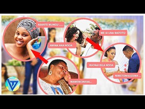 SAKATA LA Kuachiwa HURU Elizabeth Michael Lulu, MTEGO wa Mke wa Alikiba na Zari wa Diamond ni NDEGE