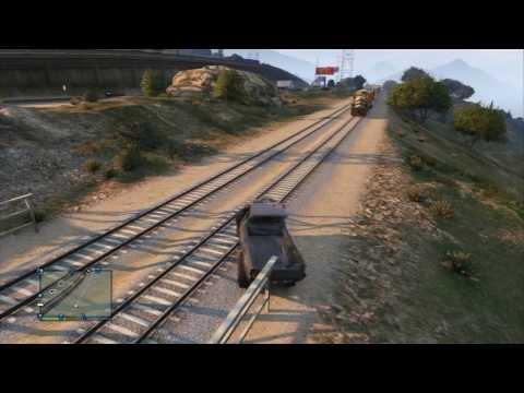 GTA 5 Montage - Lastbilschaufförs-mördarna!